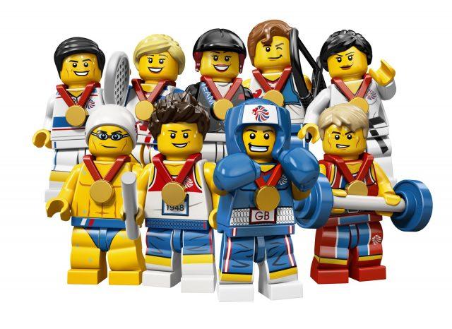 lego minifigure 8909