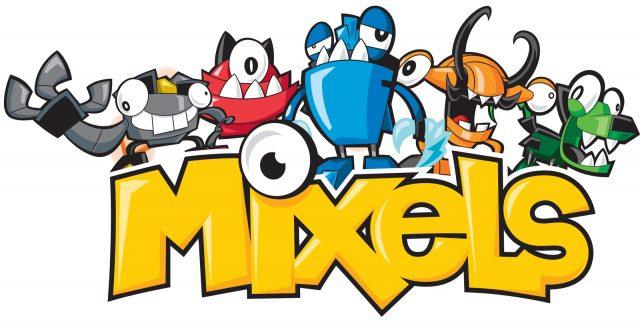 lego mixels cartoon