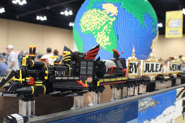 lego moc around the world in 80 days treno