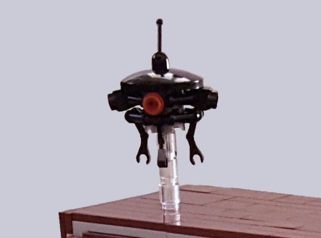lego moc star wars empire strikes back atari 2600 antenna