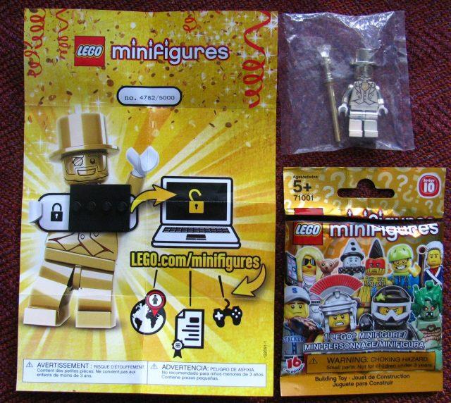 lego mr gold number 4782