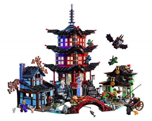 lego ninjago 70751 temple of airjitzu 2