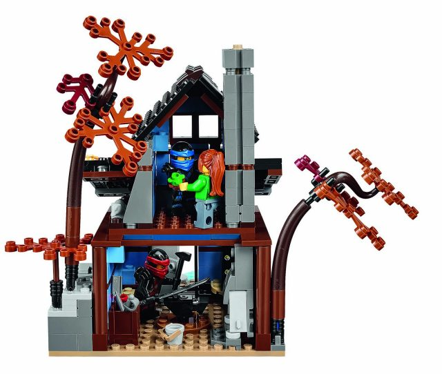 lego ninjago 70751 temple of airjitzu 21