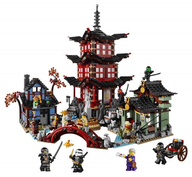 lego ninjago 70751 temple of airjitzu 3