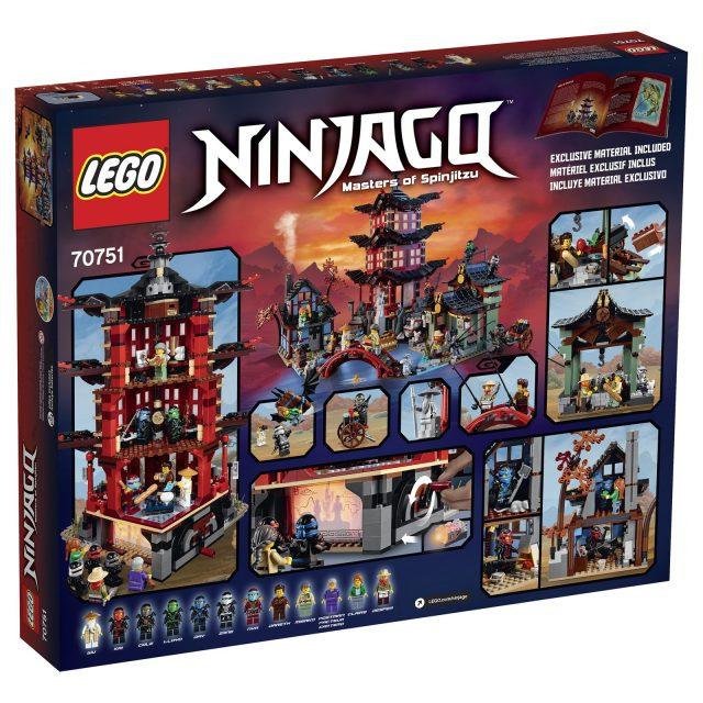lego ninjago 70751 temple of airjitzu box 2