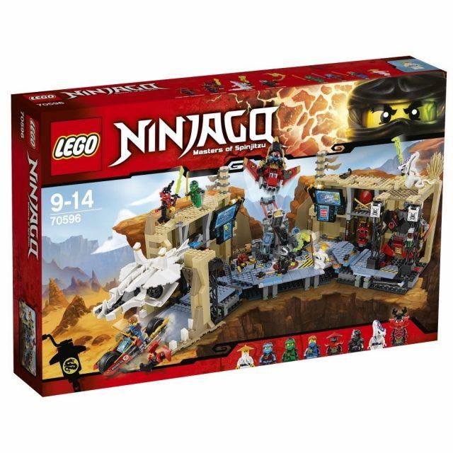 lego ninjago samurai x cave chaos 70596 165