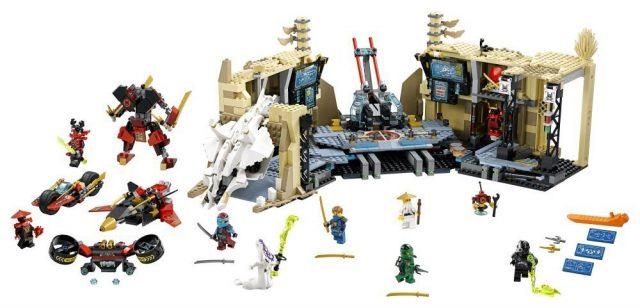 lego ninjago samurai x cave chaos 70596 b 414