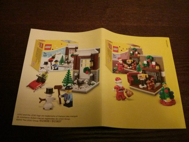 lego stagionale natale 2015