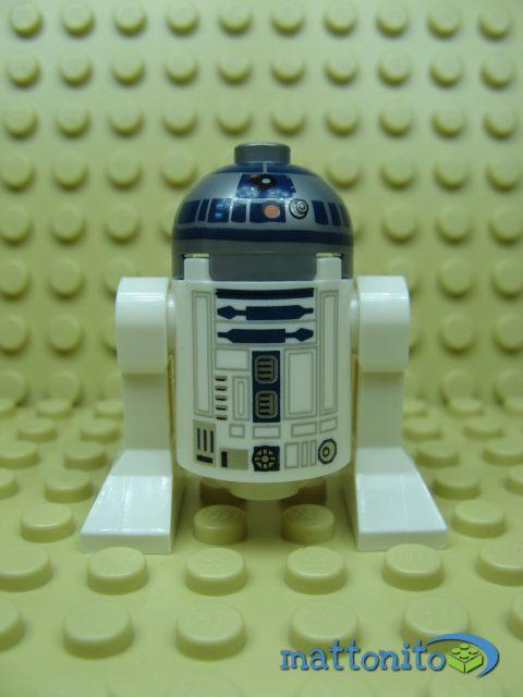 lego star wars 75038 jedi interceptor minifigure r2 d2