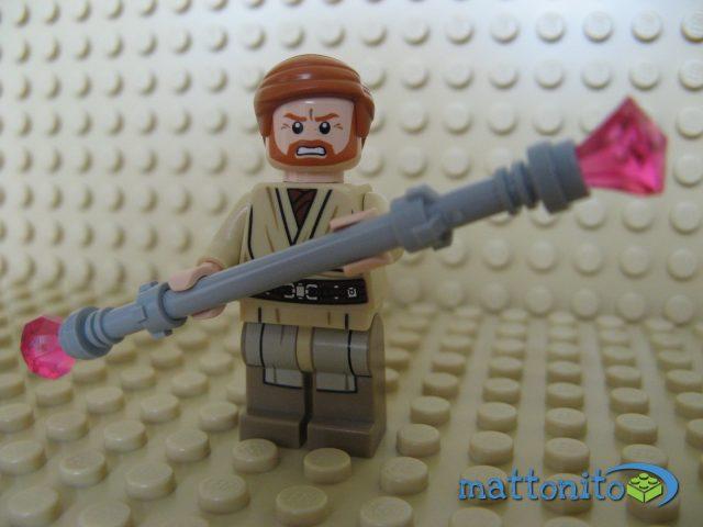 Obi-Wan Kenobi Armato