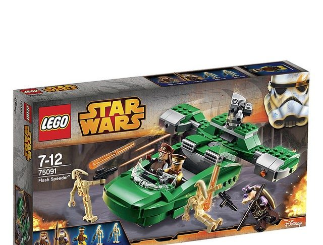 75091 – Flash Speeder