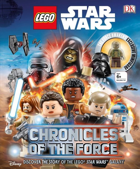 lego star wars chronicles of the force 932