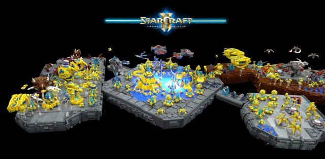 lego starcraft moc protoss