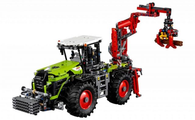 lego technic claas xerion 5000 trac vc 42054 c 608