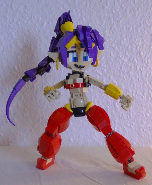 moc lego shantae 3