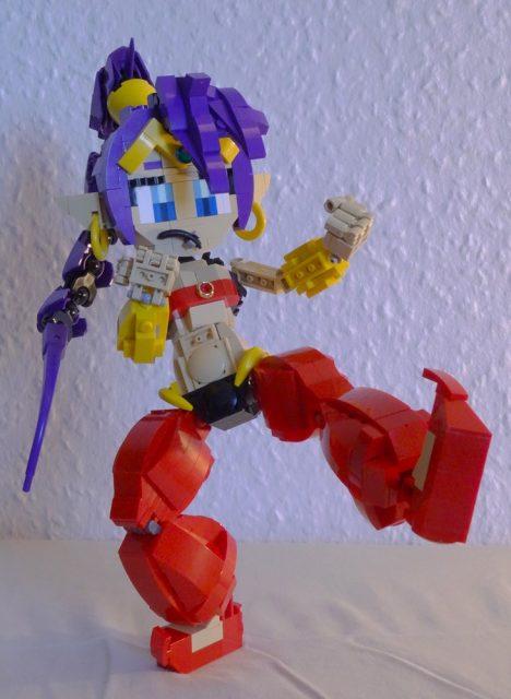 moc lego shantae 5