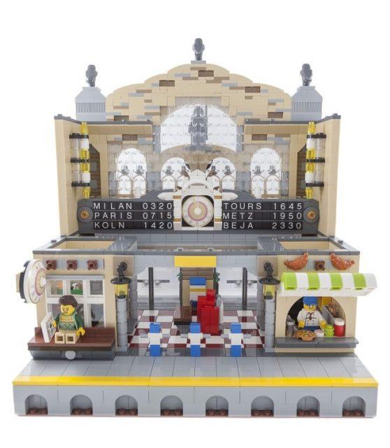 modular train station 3