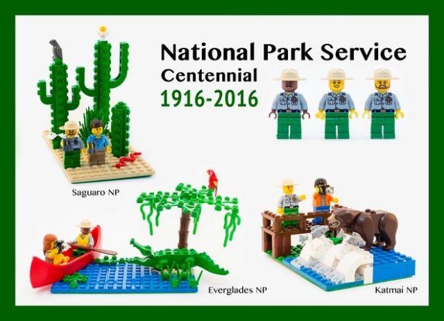 national park service centennial vignettes