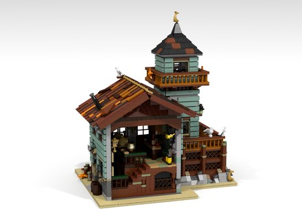 old fishing store 2