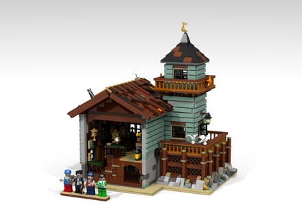 old fishing store 5