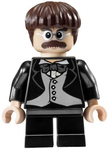 Il professor LEGO