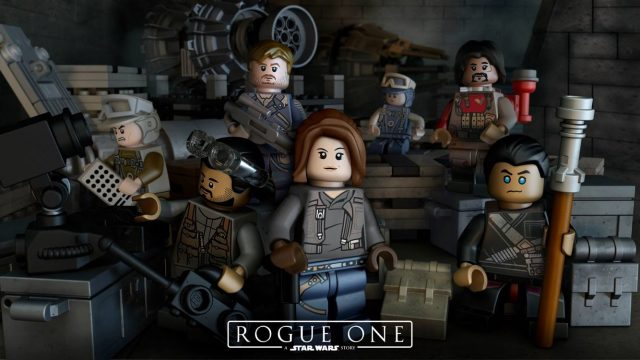 rogue one minifig 652
