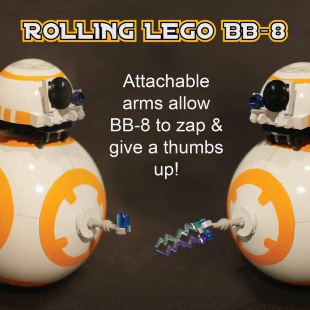 rolling lego bb 8 3 393