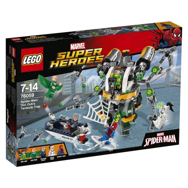 spider man doc ock s tentacle trap 76059 518