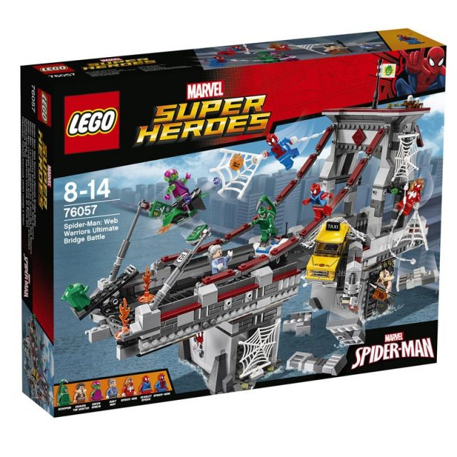 spider man web warriors ultimate bridge battle 76057 993