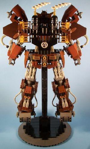 steampunk gundam 3 876