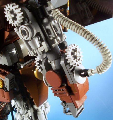 steampunk gundam 5 016