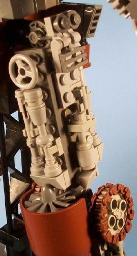 steampunk gundam 6 606