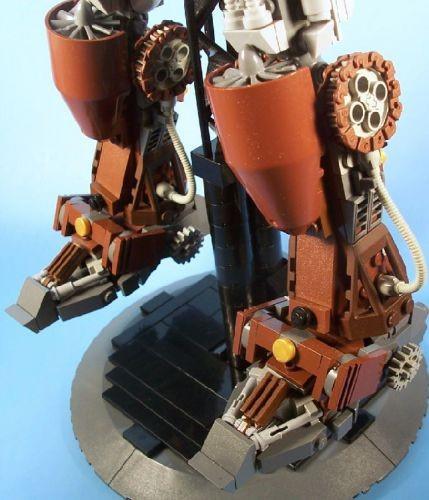 steampunk gundam 7 468