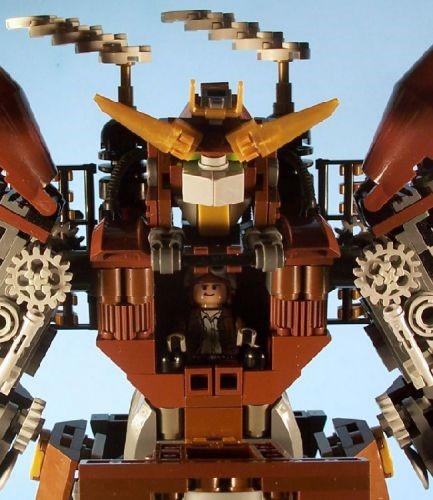steampunk gundam 8 133