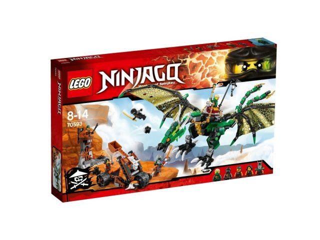 the green nrg dragon 70593 639