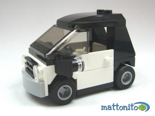 the lego movie 70818 divano a castello auto di emmet