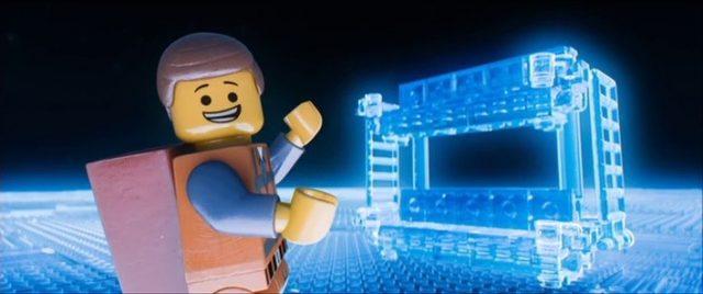 the lego movie 70818 divano a castello emmet presenta il divano