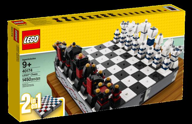 Scacchi LEGO - Iconic Chess Set (40174)
