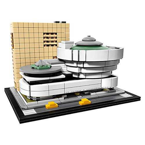 LEGO Architecture Solomon Guggenheim Museum