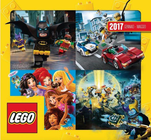 catalogo lego 2017 gennaio maggio