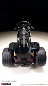 Lego Technic Freewheeler