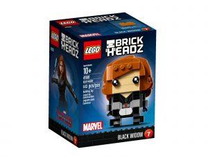LEGO BrickHeadz Black Widow (41591)