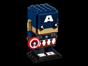 LEGO BrickHeadz Captain America (41589)