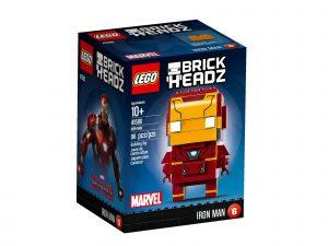 LEGO BrickHeadz Iron Man (41590)