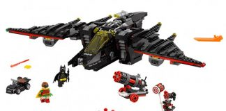 The LEGO Batman Movie The Batwing