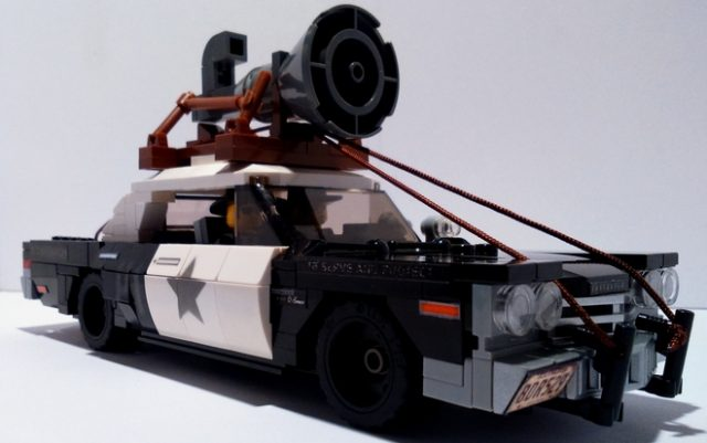 LEGO Ideas: The Blues Mobile