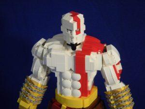 LEGO Kratos