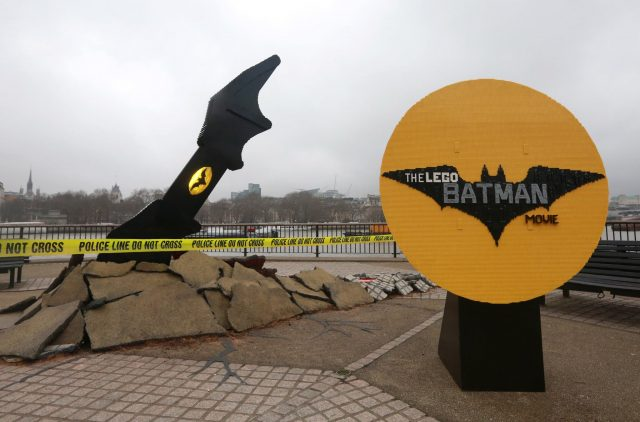 The LEGO Batman Movie Batarang