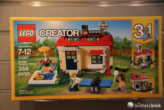 31067 Modular Poolside House