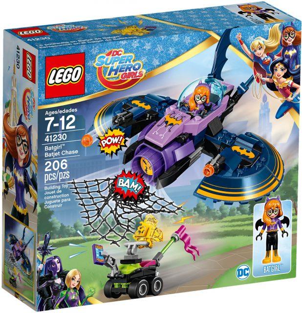 41230 - L'inseguimento Sul Bat Jet Di Batgirl™